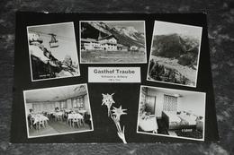 478   Schnann A. Arlberg - Tirol   Gasthof  Traube - Österreich