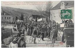 Les Rues De Polisot, Centre Vignoble Champenois, Les Vignerons Chantant L'hymne Des Vignerons   ( TTB ETAT )  [15845] - France