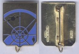 Insigne De La Base Aérienne 114 - Aix Les Mille - Armée De L'air