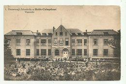Kalmthout  *  Heide   -  Diesterweg's   Schoolvilla  - Voorzicht - Kalmthout