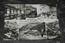 480   Gasthof   Tannberg   Schröcken   1963 - Schröcken