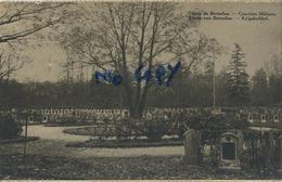 Beverlo :  Cimétière Militaire -  Krijgskerkhof - België