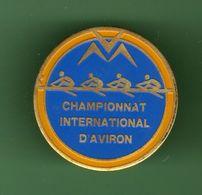 AVIRON *** CHAMPIONNAT INTERNATIONAL *** A015 - Aviron