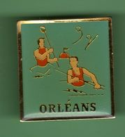 AVIRON *** ORLEANS *** A015 - Rowing