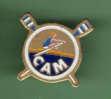 AVIRON *** CAM *** Cercle De L'Aviron De Marseille *** A015 - Rowing