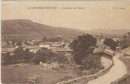 Saone Et Loire : La Roche-Vineuse, Quartier Du Centre - Otros Municipios