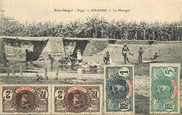 NIGER - Sikasso, Le Marigot. - Niger