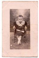 0498 - Carte Photographique D'enfant - - Portraits