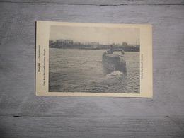 Burght ( Burcht) :  Overzetboot - Zwijndrecht