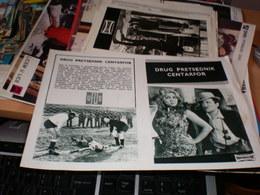 Cinemascope Kino Program Drug Pretsednik Centarfor - Posters