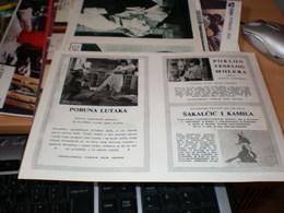Cinemascope Kino Program Sareni Program - Posters
