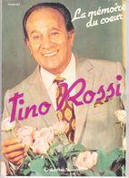 TINO ROSSI  - La Mémoire Du Coeur - - Musique