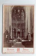 Photo Portrait Album Cabinet , Intérieur Cathédrale St Quentin Dans L'Aisne , Hendricks Photographie - Photos