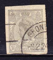 PAYS BAS Y&T N° 106a, CANCELED . (8A215) - 1891-1948 (Wilhelmine)
