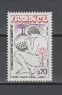 FRANCE / 1975 / Y&T N° 1845 ** : Santé Des étudiants - Gomme D'origine Intacte - France