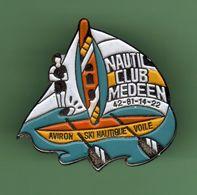 AVIRON - SKI NAUTIQUE - VOILE *** NAUTIC CLUB MEDEEN *** A015 - Rowing
