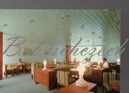 3-132 CZECHOSLOVAKIA 1983 Doksy Stare Splavy Trade Union Holiday Center  ROH Rudy Rijen - Lesesaal Reading Room - Commercio