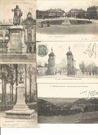 LOT 35 CARTES - Postcards