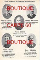 D'ALMONT Chapelle D'angillon -ANCILLON ,bannegon-DUBOIS ,baugy-MASSE ,soye En Septaine- PONROY  Lury - Personaggi
