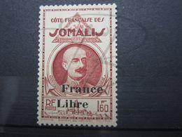 VEND BEAU TIMBRE DE LA COTE FRANCAISE DES SOMALIS N° 224 , X !!! - Côte Française Des Somalis (1894-1967)