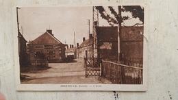 45 - CPA BRAY-EN-VAL (Loiret) -  L'Arrêt ( De Train) - Autres Communes