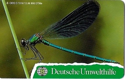 Deutsche Umwelthilfe  -  DRAGONFLY  -  800 Ex. - O-Series : Customers Sets