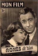 MON FILM ROMAN COMPLET 2 PAGES CENTRALES (LES AMOURS DE NOS VEDETTES) N° 220 AGNES DE RIEN - Films