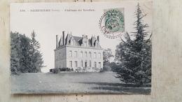 45 - CPA DAMPIERRE (Loiret) - Château Du Verdier - Otros Municipios