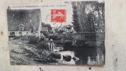 45 - CPA Environs De FERRIERES -GRISELLES (Loiret) - Le Moulin - Autres Communes
