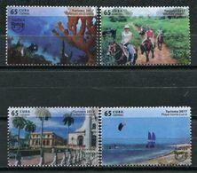 Cuba 2017 / UPAEP Tourism MNH Turismo / Cu6628  2 - Vacaciones & Turismo