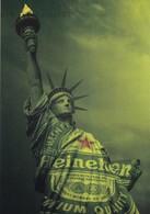 PROMOCARD N°  1026  HEINEKEN - Publicité