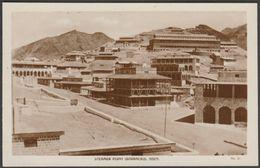 Steamer Point Barracks, Aden, C.1920s - Lehem RP Postcard - Yemen