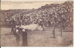 DIAGO-SUAREZ.....MADAGASCAR......Exécution Capitale....peloton D'exécution Tirant Devant Une Foule énorme - Madagaskar