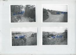 Rumelange  (  4  Vieux Photo's   10.5  X 7.5  Cm ) - Lugares