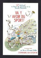 CPM.   BD.  Festival Du Livre De Jeunesse Et De BD.  Mai 2016.  Cherbourg-en-Cotentin (50).  Romuald Reutimann. - Comics