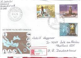 Lighthouse Of Alexandria.Faros Island.Sóstrato Cnido.Leuchtturm Von Alexandria.Farosinsel.Egipto.Turismo.2sc.Arquitetura - Vacanze & Turismo