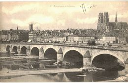 LOT N°167 - LOT DE 25 CARTES D' ORLEANS - LES PONTS ET LA PLAGE - Orleans