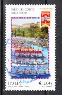 Italia   -   2015. Folklore. Regata Del Golfo Di La Spezia.  Regatta Of La Spezia Gulf - Canottaggio