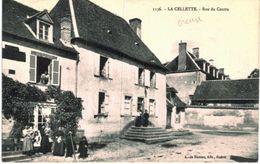 LA CELLETTE ... RUE DU CENTRE - France
