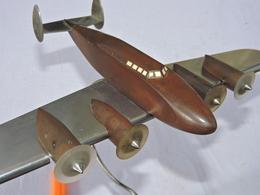 SUPERBE MAQUETTE AVION FRANCE Années 1930 - à Voir ........... #.2 - Aviation Commerciale
