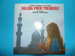 DALIDA POUR TOUJOURS BANDE ORIGINALE DU FILM DE MICHEL DUMOULIN DISQUE 33 TOURS - Disco & Pop