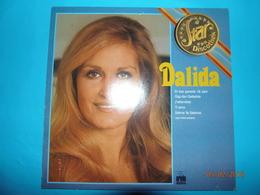 DALIDA CHANTE EN ALLEMAND STAR DISCOTHEK DISQUE 33 TOURS ARIOLA MONTANA - Disco & Pop