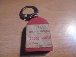 Montelimar-nougat-borne Nationale 7-coupo Santo - Porte-clefs