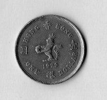One Dollar - Hong Kong - 1979 - Hong Kong