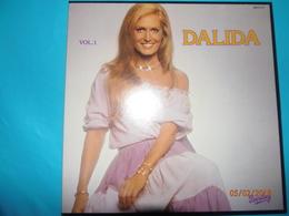 DALIDA VOLUME 1 BARCLAY 1957 1958 1959 1960 BOITIER 4 DISQUES 33 TOURS - Disco & Pop