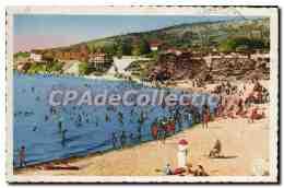 CPA Sete Plage De La Corniche - Sete (Cette)