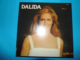 DALIDA VOLUME 2 BARCLAY 1962 A 1970 BOITIER 4 DISQUES 33 TOURS - Disco & Pop