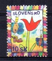 Slovakia - 2006 - Children's Stamp - Used - Slovaquie