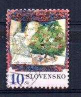 Slovakia - 2007 - Christmas - Used - Slovaquie