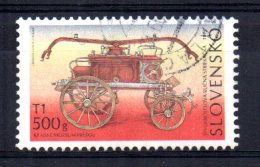 Slovakia - 2008 - T1 500g Early Fire Fighting Equipment - Used - Slovaquie